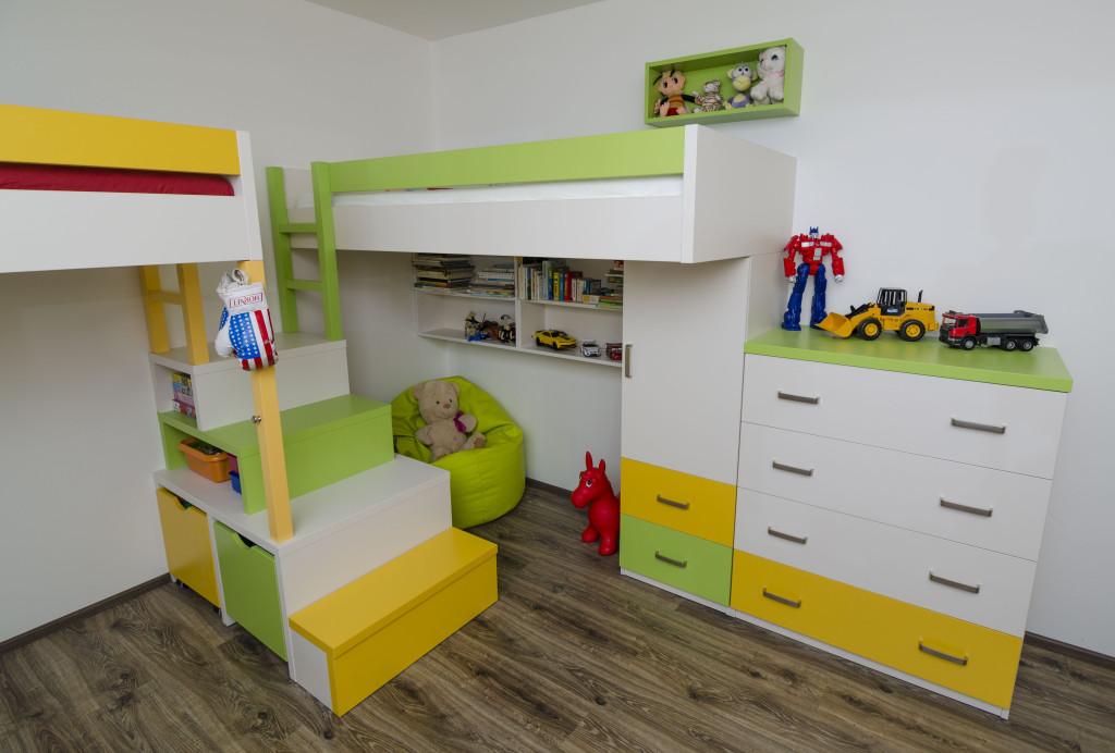 Dětský pokoj Kladno